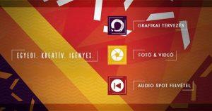 Audio és vizuális tartalomgyártás