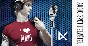Audio Spot felvétel