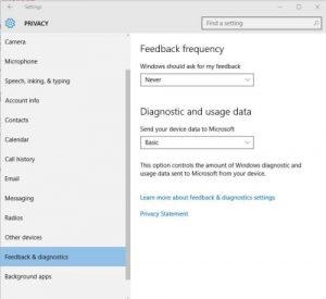 Windows 10 optimalizálás
