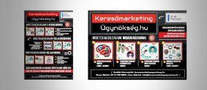 Újsághirdetés grafikai tervezése