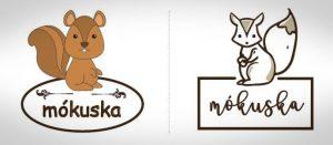 házi készítésű logó vagy grafikus által készített logó