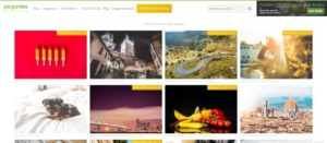 Picjumbo ingyenes stock fotó oldal