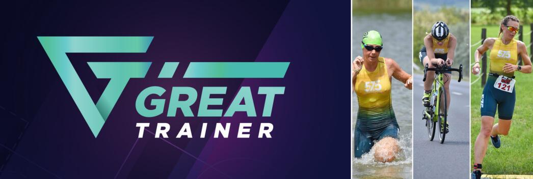 Great Trainer logóterv