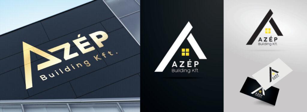 Építtető logotervezes